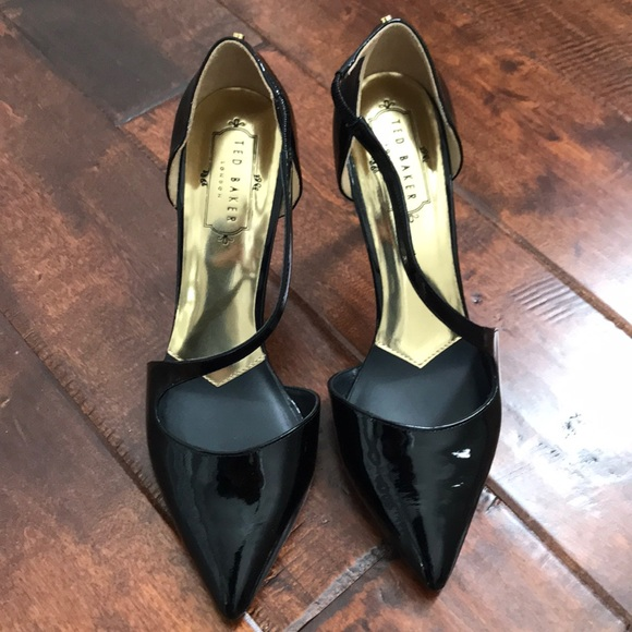 7779c015c81a Ted Baker London Black Chablise Pumps